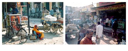 india shimla agra dehli rickshaw indië indien rajasthan ajmer inde indland インド 印度 भारत canon50e índia jaïpur độ ấn beawar