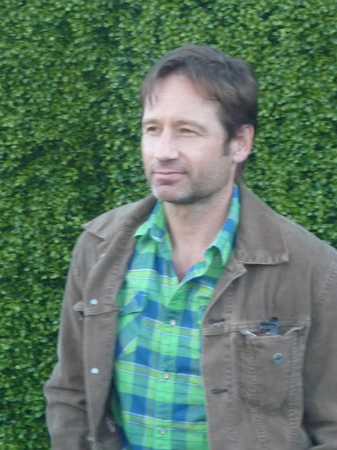 David Duchovny by you.