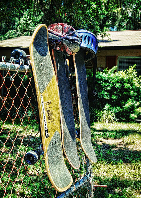 ThreeSkateboards