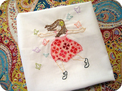Embroidery for Aneela
