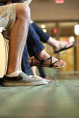 The award winning photo (Karinaaaav) Tags: three shoes legs sandals flip flops vans