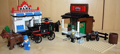 LEGO 6765 Main Street