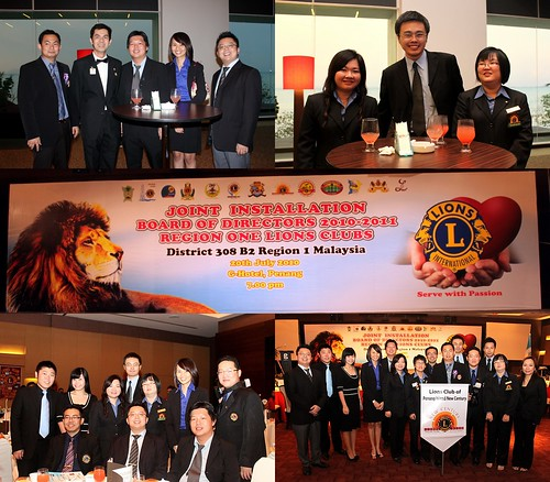 r1 lions clubs joint installation