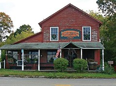 general store, Vermont (National Trust for Historic Preservation, via the ICMA report)