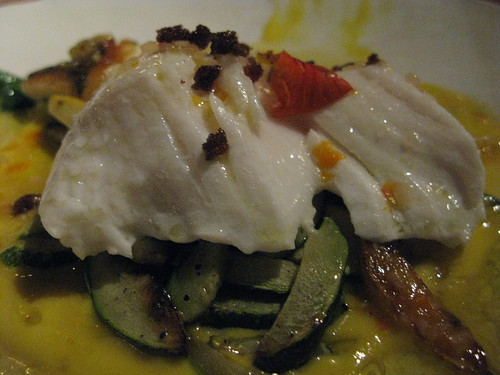 ABC Kitchen's Halibut