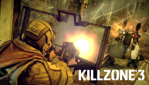 Killzone 3 for PS3 at PAX: card