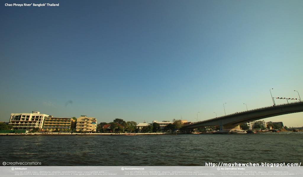 Chao Phraya River 11