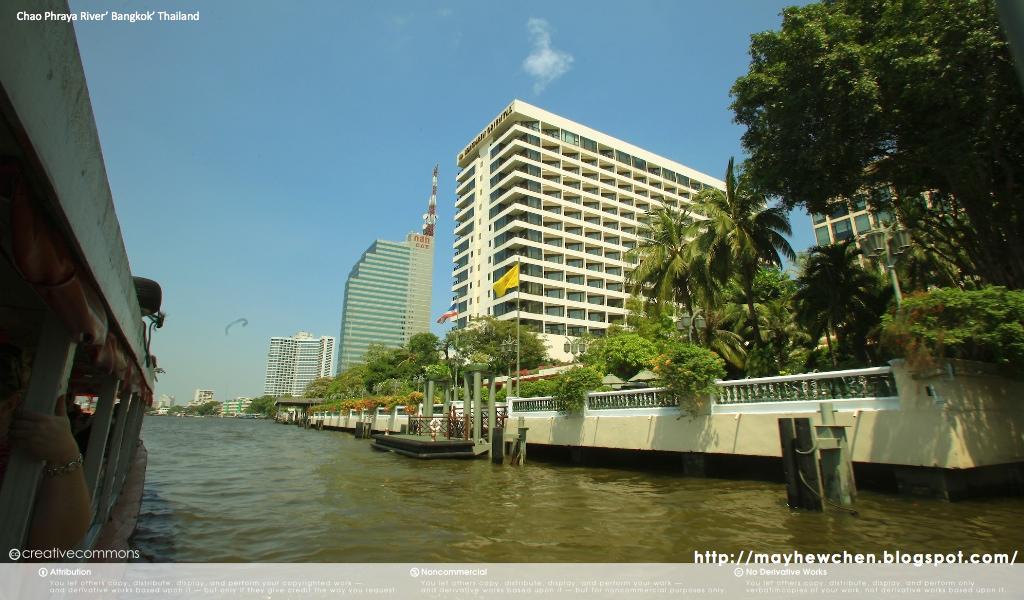 Chao Phraya River 03