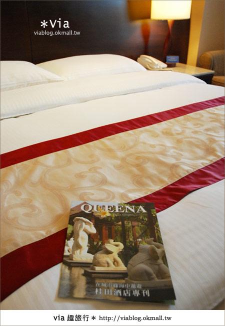 【台南住宿】我在台南遇見峇里島‧桂田酒店15