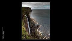Salt d'aigua de Kilt Rock... (Felip Prats) Tags: skye scotland escocia hdr