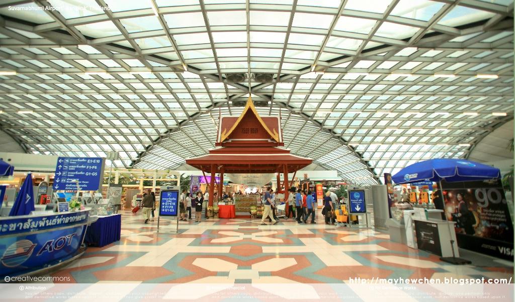 Suvarnabhumi Airport 18