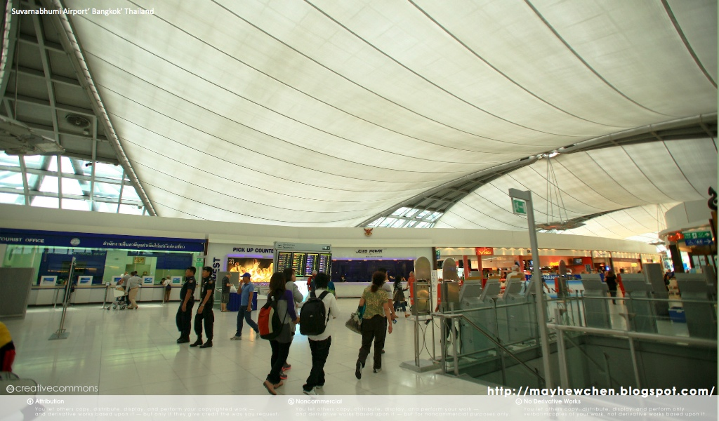 Suvarnabhumi Airport 17