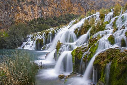Huancaya - Cataratas