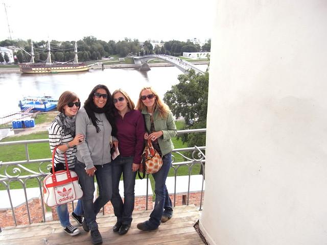 Carrie, Charlotte, Miranda y Samantha