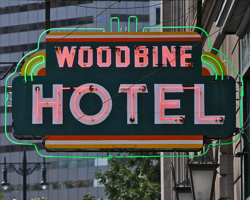 Woodbine Hotel