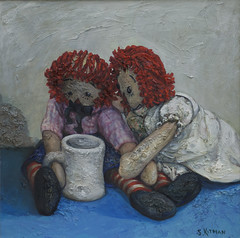 Raggedy Ann Tried Telling Andy the Party Was Over