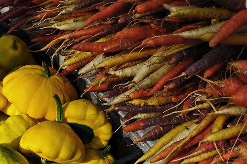 Carrots and Squash