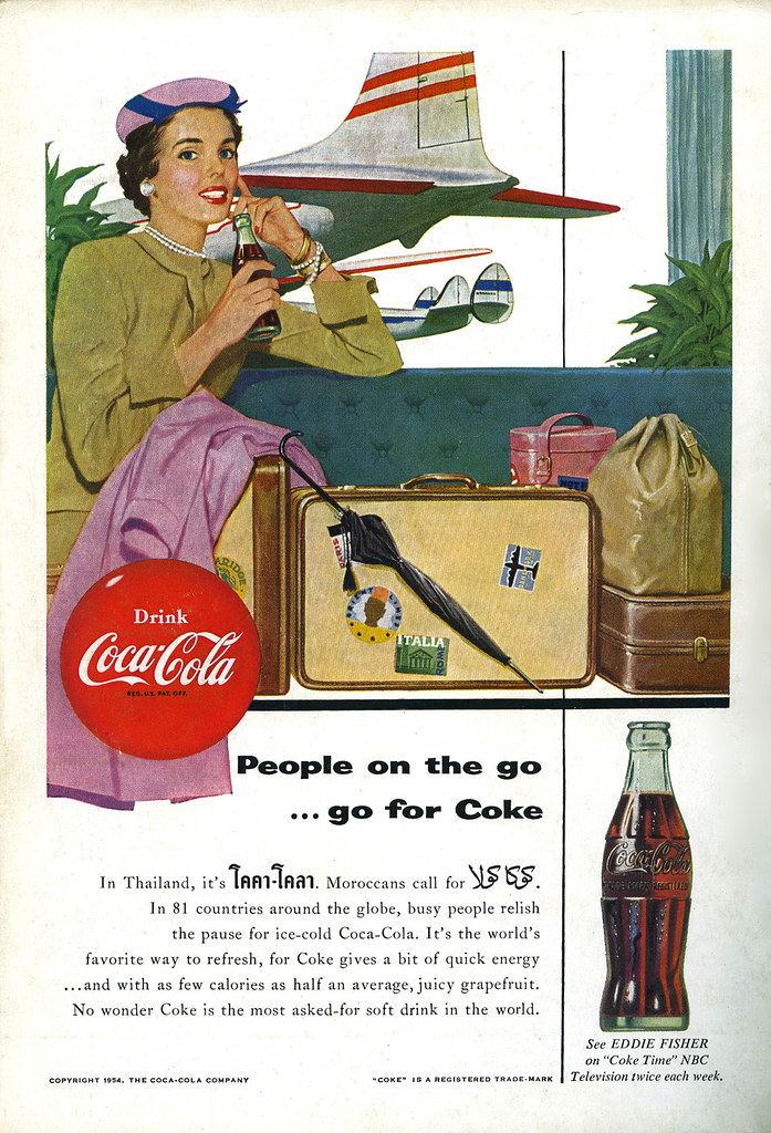 Coca-Cola Oct 1954_NG_tatteredandlost
