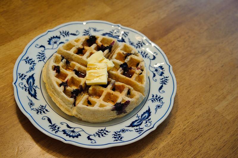 Day 330- Waffle