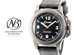 Ennebi นาฬิกาต้นแบบของ Panerai
