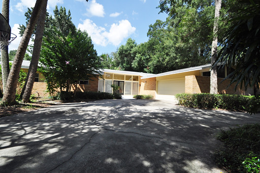 FOR SALE Maitland 5 Bed Pool Home with Lake Access circular drive entry by Benchmark Real Estate