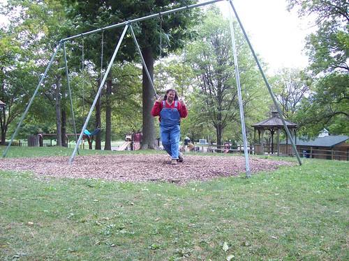 Green Lake: Swingin'!