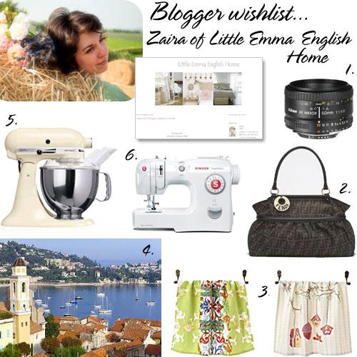 Little Emma English Home wishlist