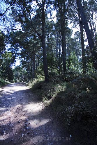 Calderetas Cruz de Fune Camino2