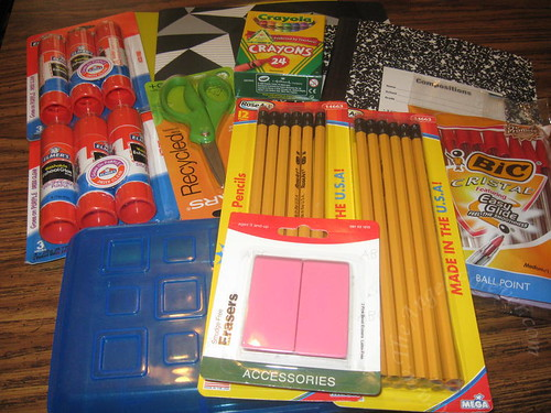 School Supplies for you