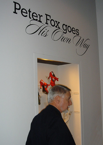 Peter Fox at MOV by Anita Webster