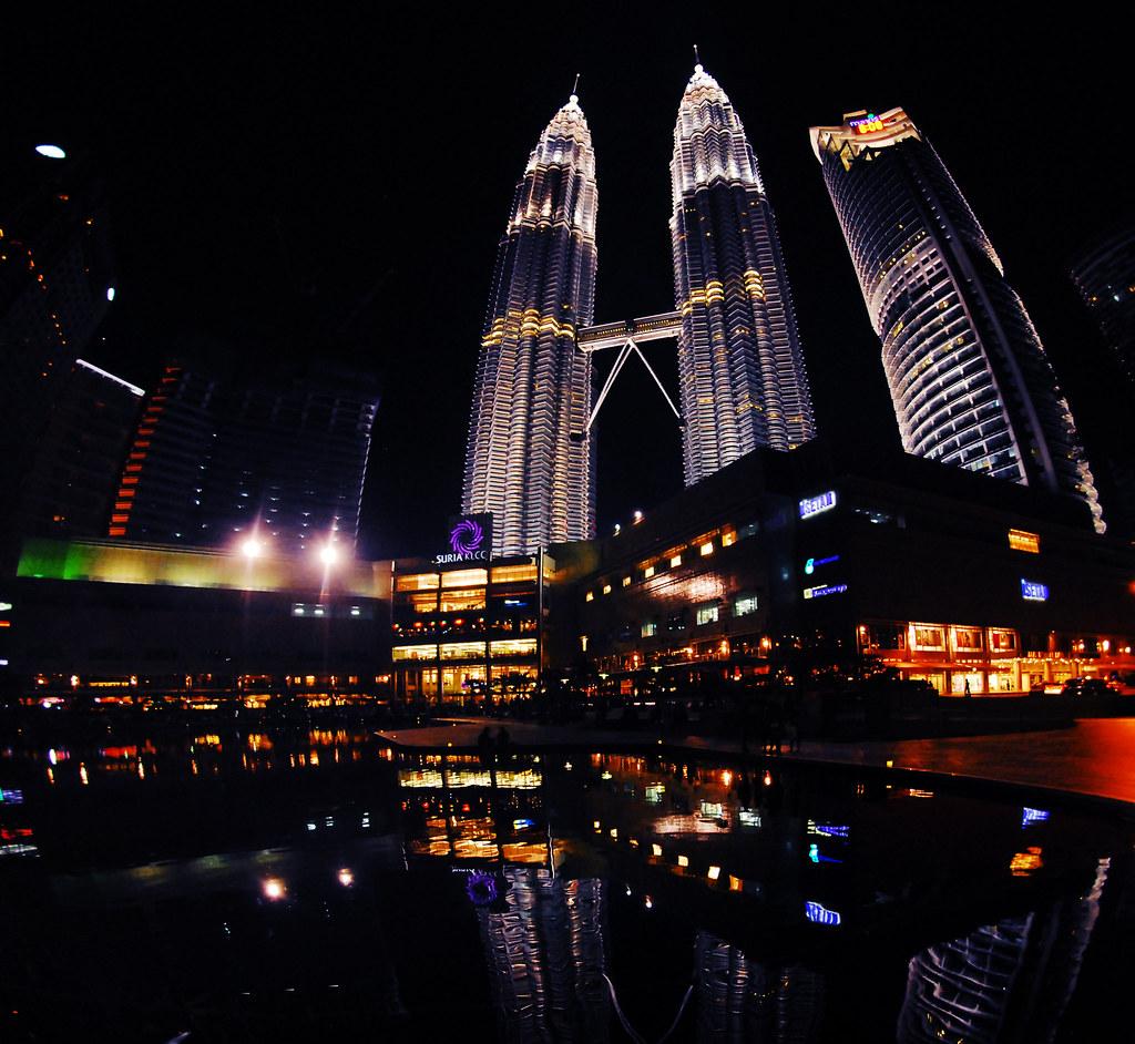 cuti-cuti malaysia | kuala lumpur | klcc