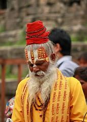Guru! (Sinisa78) Tags: nepal kathmandu sadu santone santoni