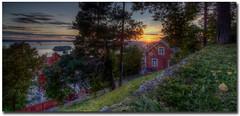 Sunset (Benaani) Tags: sunset canon finland landscape tokina mm pyynikki 1116 1116mm