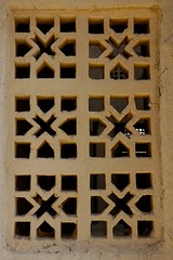 Window in a Mosque, Mali (Chris G Images) Tags: africa window sahara traditional mosque rebellion mali touareg tuareg afrique sahel azawagh dwwg azawad culturedusahara