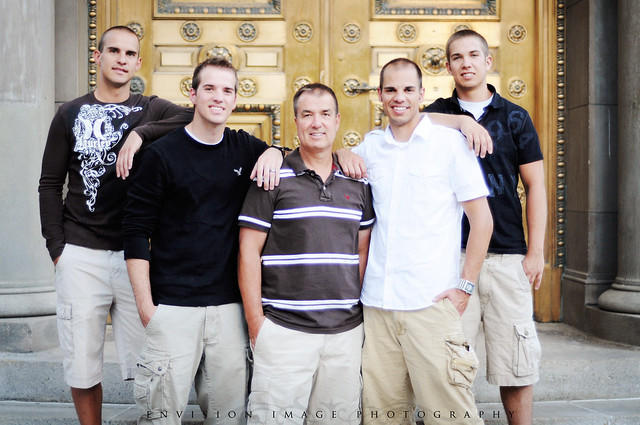 The Cowdin Family 097