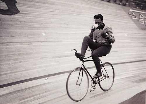 6 Day Race Vintage Cycle Chic