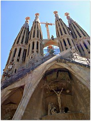 Missing Barcelona - Sagrada Familia