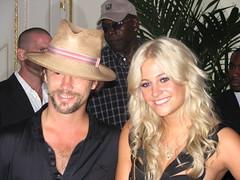 Jay Kay & Pixie Lott
