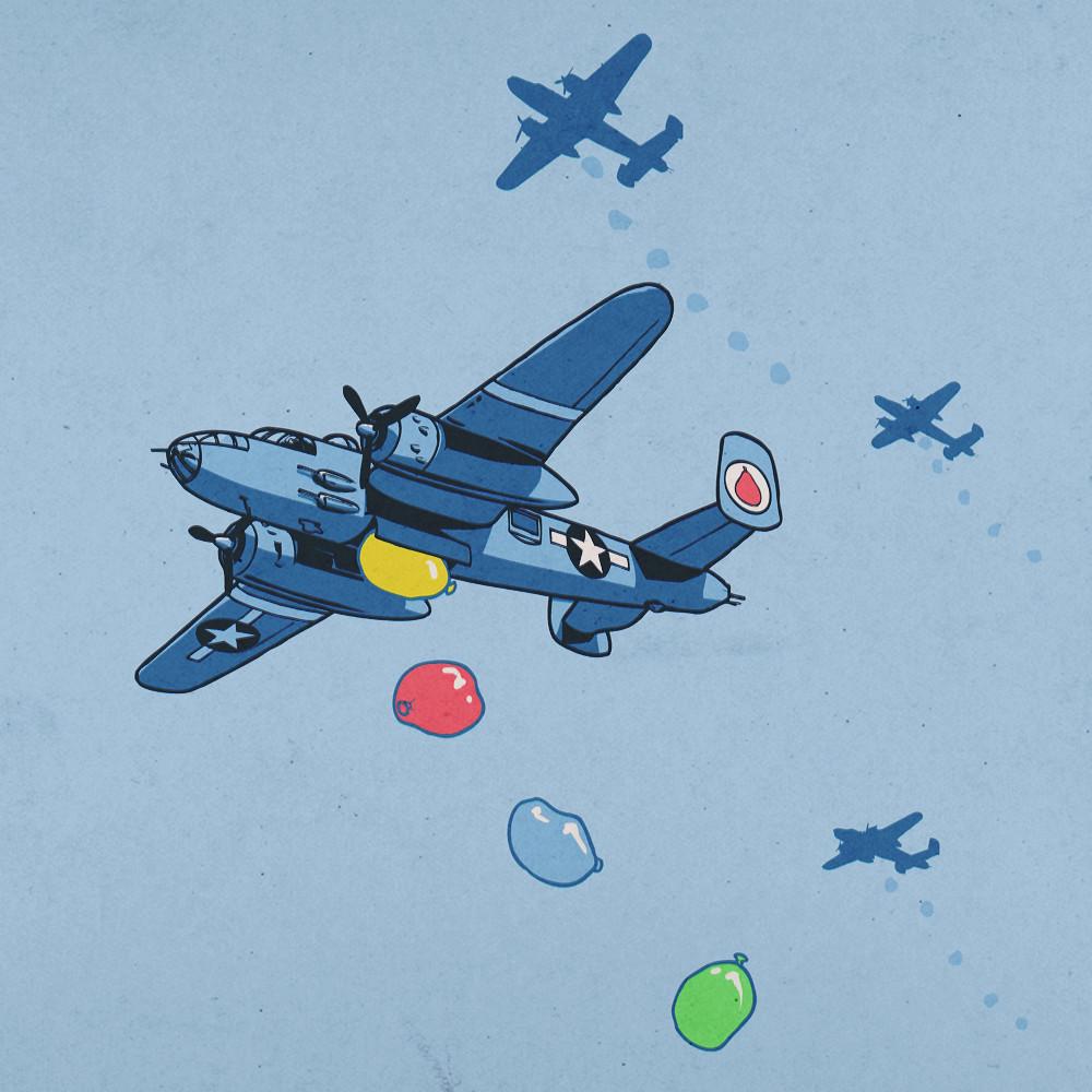 Water Bombers