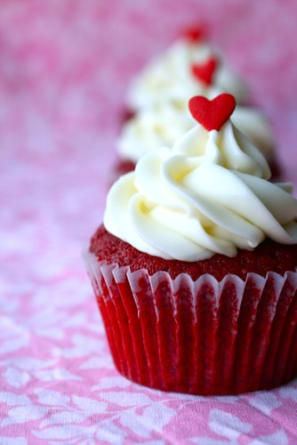 Red Velvet Cupcakes | Annie's Eats