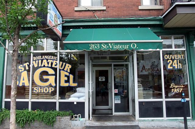 St.Viateur Bagel Shop
