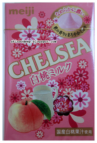 Chelsea Hard Candy