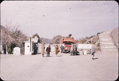 Good old days when tourists were coming via Torkham   and Khyber Pass to see  fabulous  Pakistan,  photo taken in 1960 (History of Pakistan) Tags: pakistan afghanistan heritage history peshawar centralasia nwfp babar frontier greeks afghans silkroute khyberpass khyberrifles moghals torkham landikotal peshawur queensownguidesofmardan