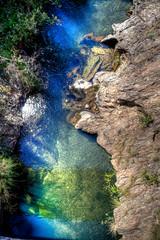 Crrego dos Peixes (de cima) (Rodnei Reis Fotografia Sacramento/MG/BR) Tags: minasgerais water gua brasil nikon rocks stream sacramento hdr rochas crrego 3xp d5000 superaplus aplusphoto
