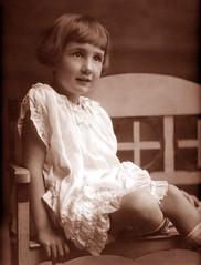 Emily Crowley - Circa 1927 (btm2222) Tags: 1920s kids vintage vintagenewjersey