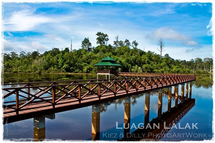 Taman Rekreasi Hutan Luagan Lalak
