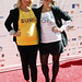Christina Applegate and Nia Vardalos on the red carpet at the 2010 Stand Up To Cancer Show.