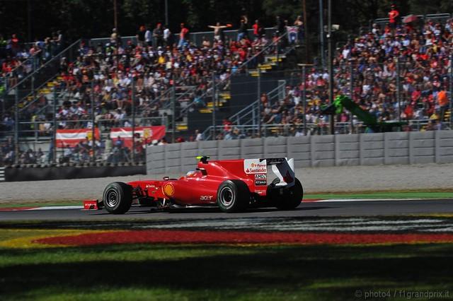 Alonso GP Italia 2010