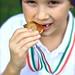 Az első aranyérem-The first gold medal