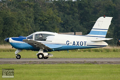 G-AXOT - 11433 - Private - Morane Saulnier MS.893A Rallye - Duxford - 100905 - Steven Gray - IMG_8971